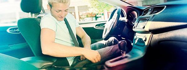 Estadísticas uso cinturón seguridad
